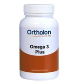 afbeelding Ortholon Omega 3 Plus (60sft)