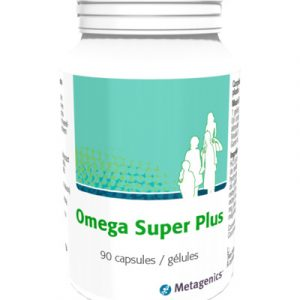 afbeelding Metagenics Omega Super Plus (90ca)