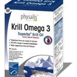 afbeelding Physalis Krill Omega 3 (30cap)