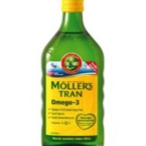 afbeelding Mollers Levertraan Naturel (250ml)