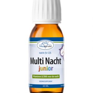 afbeelding Vitakruid Multi Nacht Junior (60ml)