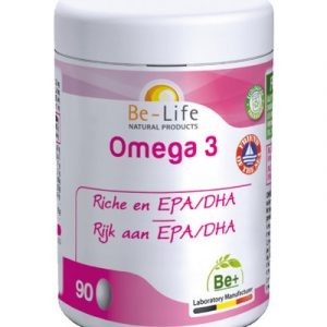 afbeelding Be-life Omega 3 500 (90ca)