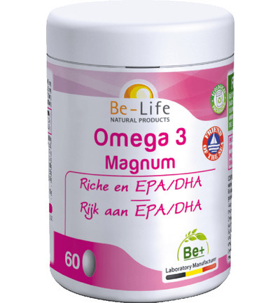 afbeelding Be-life Omega 3 Magnum (60ca)