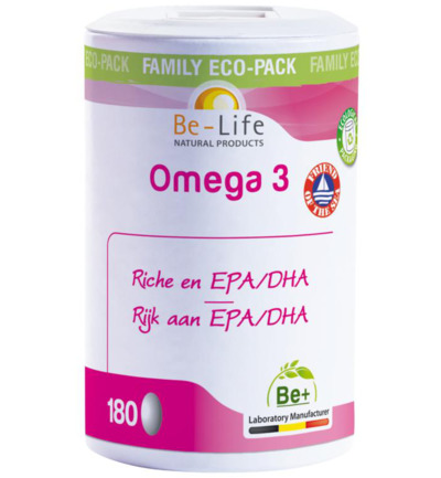 afbeelding Be-life Omega 3 Magnum (180ca)