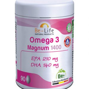 afbeelding Be-life Omega 3 Magnum 1400 (45ca)