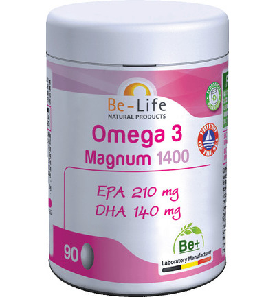 afbeelding Be-life Omega 3 Magnum 1400 (90ca)