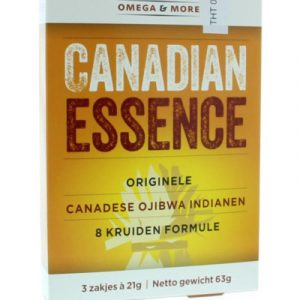 afbeelding Omega&More Canadian Essence 3 X 21 Gram (3x21g)