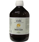 afbeelding Jacob Hooy Levertraan/visolie Vitamine A & D (500ml)