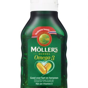 afbeelding Mollers Omega-3 (112ca)
