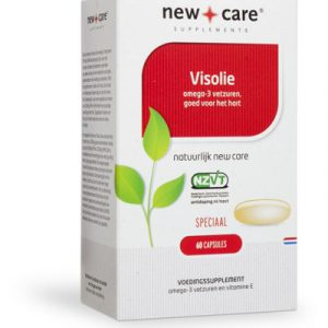 afbeelding New Care Visolie (60ca)
