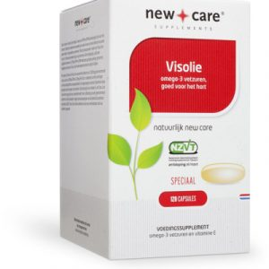 afbeelding New Care Visolie (120ca)