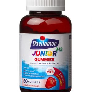 afbeelding Davitamon Junior Gummies Multi (60st)