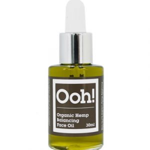 afbeelding Ooh! Hennep Face Oil Vegan (30ml)