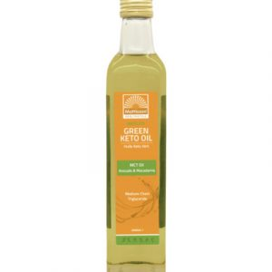afbeelding Mattisson Absolute Green Keto Oil (500ml)