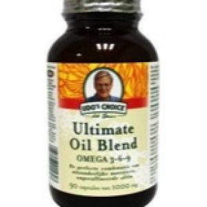 afbeelding Udo S Choice Ultimate Oil Blend (90ca)
