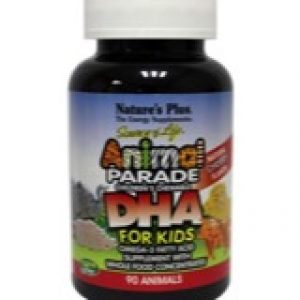 afbeelding Natures Plus Animal Parade Omega 3 Visolie (90st)