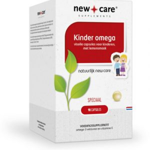 afbeelding New Care Kinder Omega (90ca)