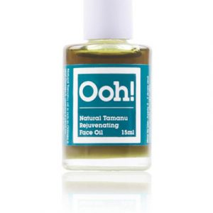 afbeelding Ooh! Tamanu Face Oil Vegan (15ml)