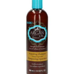 afbeelding Hask Argan Oil Repair Shampoo (355ml)